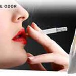 Removing cigarette odors